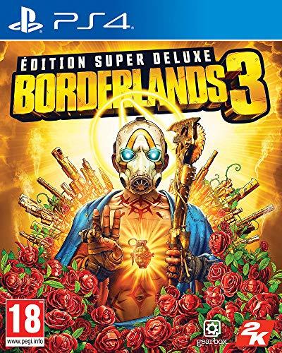 Borderlands 3 Super Deluxe Edition PS4 Amazon FR