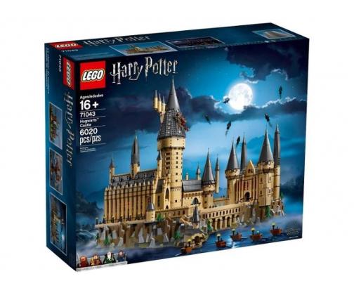 LEGO Harry Potter Zamek Hogwart (Gorący strzał)