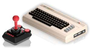 Commodore 64 C64 Mini Console