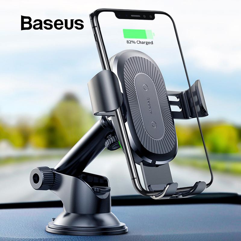 Godna polecenia ładowarka samochodowa indukcyjna Baseus
