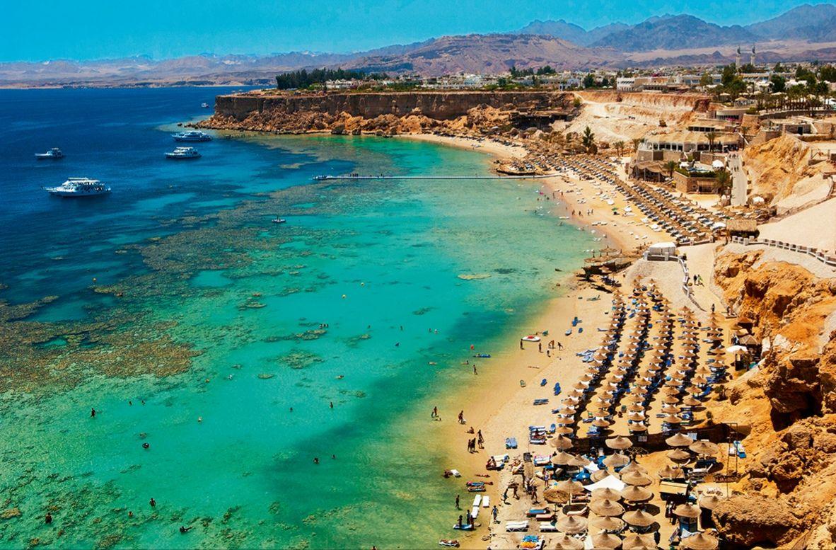 Błogie lenistwo nad Morzem Czerwonym: 14 dni z all inclusive w Egipcie od 1469 zł  Wyloty do Sharm El Sheikh z Katowic