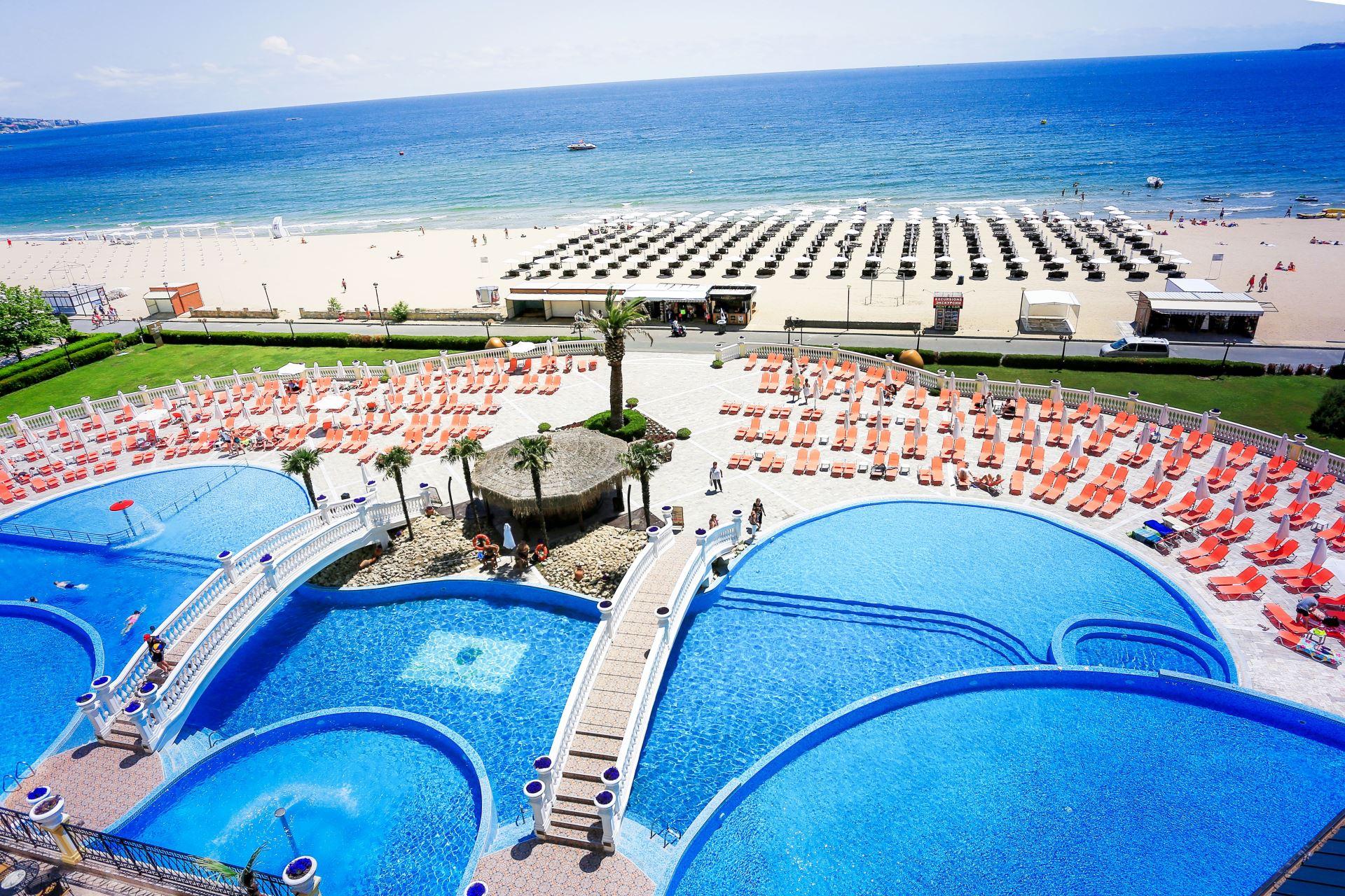 Bułgaria first minute: 5* hotel z all inclusive od 1234 zł