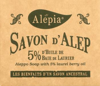 Mydło Alepia 5% w Rossmanie - najtaniej na polskim rynku ;-)