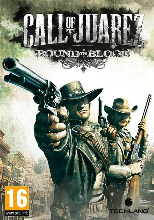 Call of Juarez: Bound in Blood PC/Steam