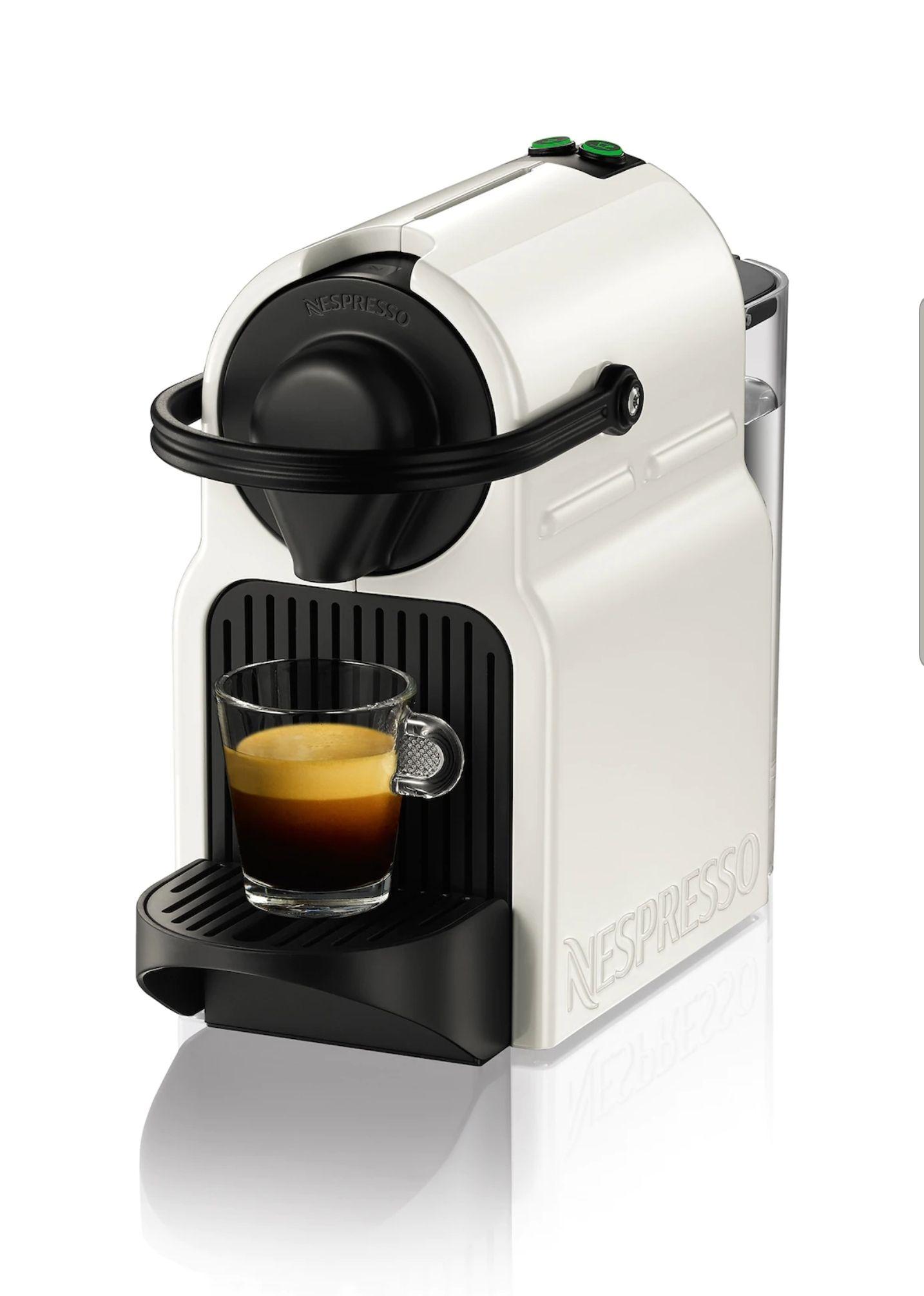 Ekspres Kapsułkowy Nespresso Inissia Biały