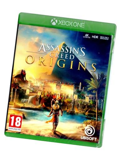 Assassin's Creed Origins + DLC Broń Xbox One