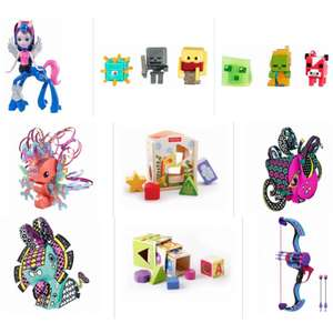 -47% na Fisher Price, Monster High i inne @ Satysfakcja