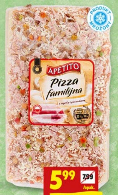 Pizza familijna APETITO 1kg @ Biedronka