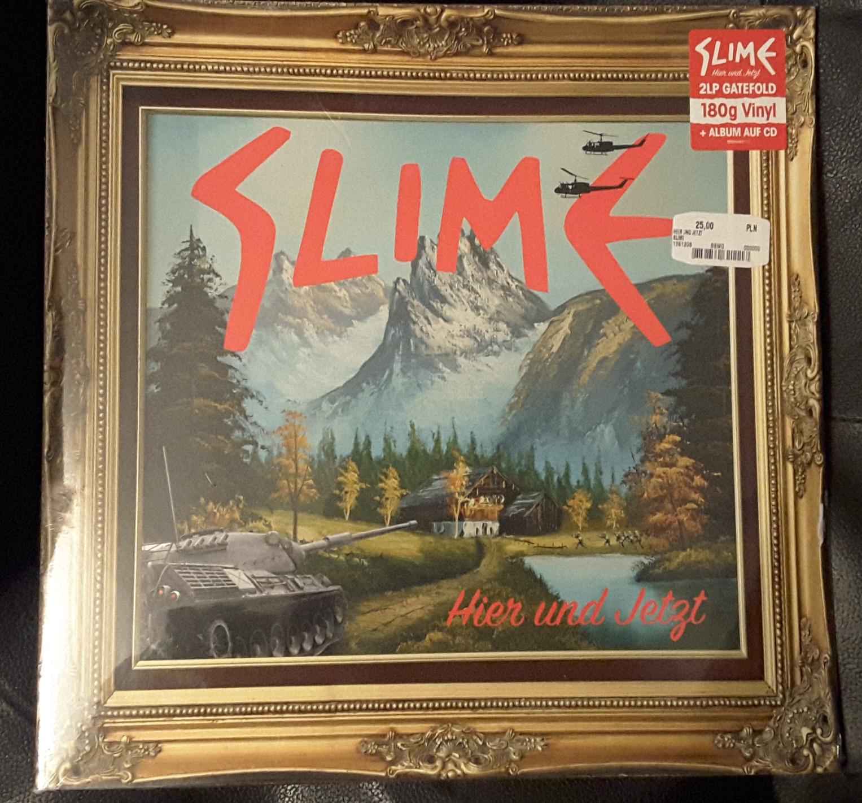 Winyl Slime Hier und Jetzt 2x winyl + CD, Media Markt