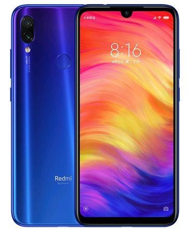 Xiaomi Redmi note 7 4/64 Neptune Blue