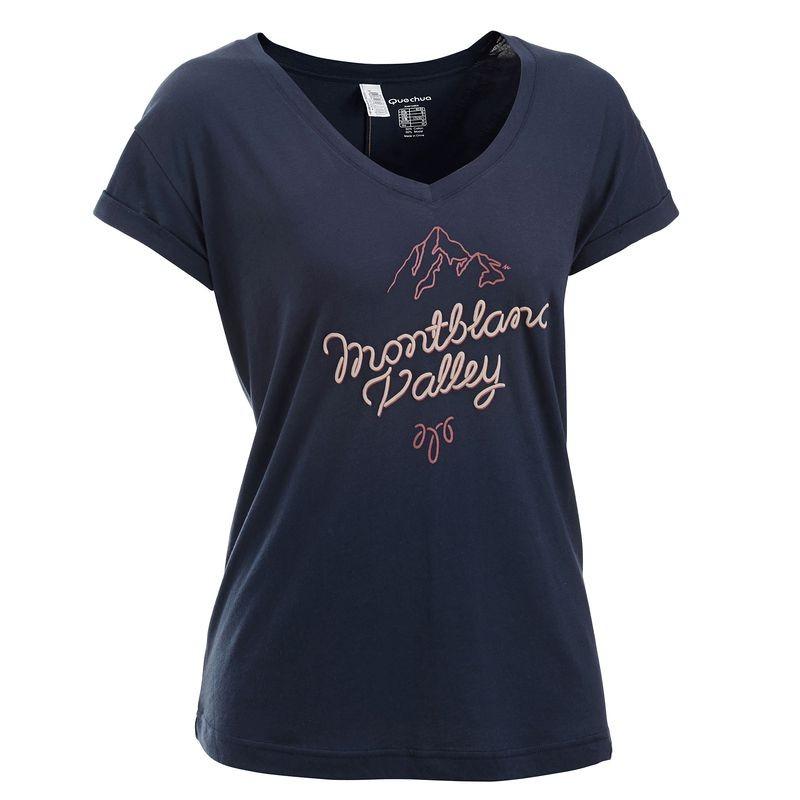 Koszulka z krótkim rękawem za 14,99zł (-57%)  @Decathlon