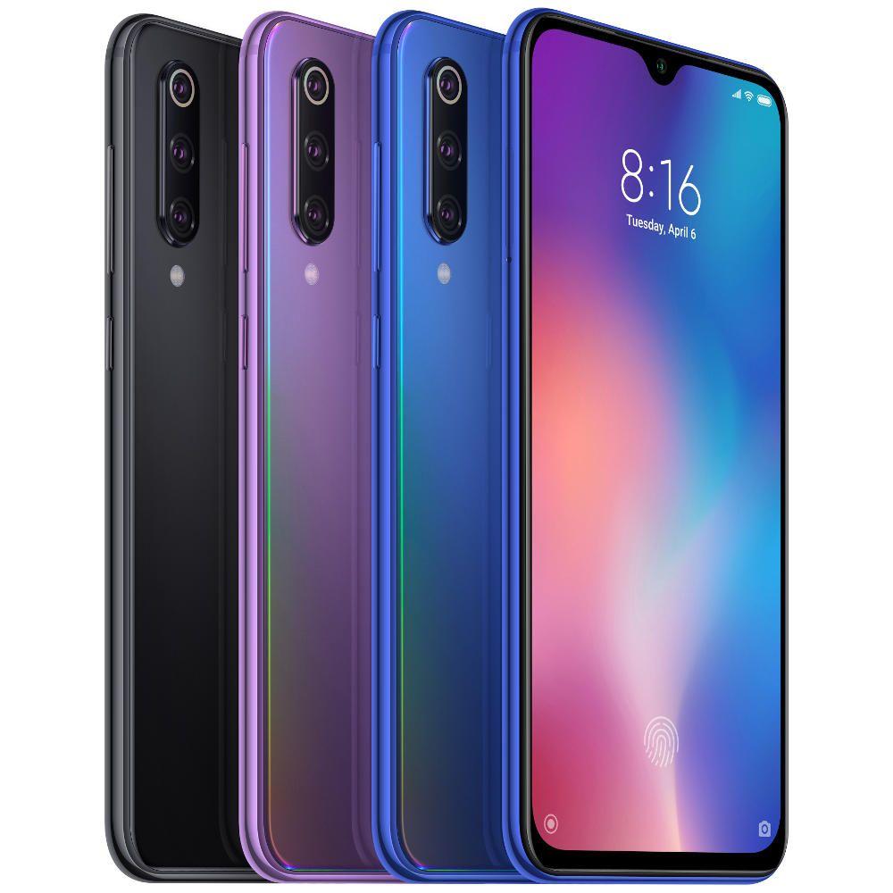 Xiaomi Mi9 6/64 za 327$ (Banggood)