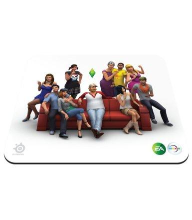 Podkładka pod mysz z Simsami