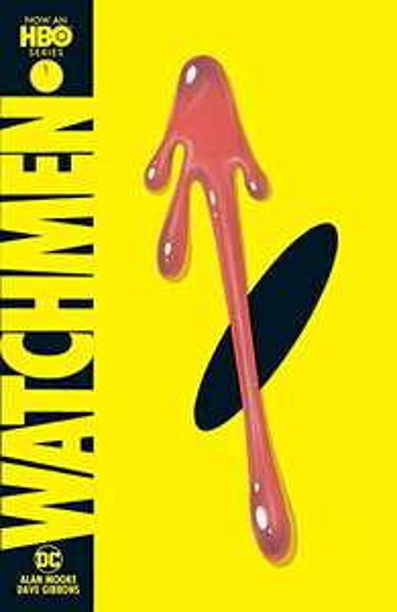 Zbiór 12 komiksów Watchmen w wersji cyfrowej
