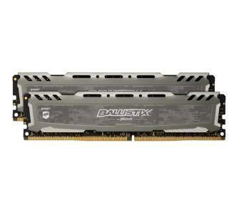 RAM Crucial DDR4 Ballistix Sport LT 16GB (2 x 8GB) 3000 CL15 E-die