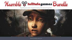 Zestaw gier od Telltale (m.in: Back to the Future, The Walking Dead, Game of Thrones) @ Humble Bundle