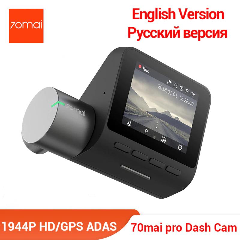 Wideorejestrator XIAOMI 70mai Dash Cam Pro (wysyłka z PL)