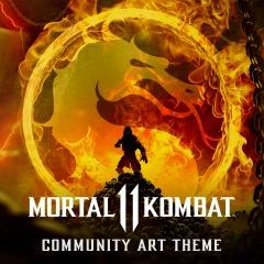 Mortal Kombat 11 Darmowy Motyw PS4 [PSN]