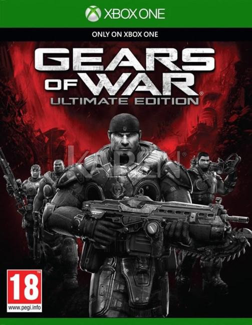 Gears of War Ultimate Edition [Xbox One] za 38,61zł @ Karen