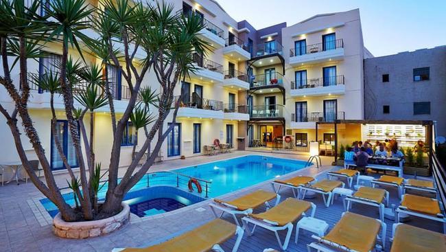 Kreta first minute: 4* hotel z all inclusive na dwa tygodnie od 2071 zł  Wyloty z Warszawy, Poznania, Katowic i Gdańska Wylot w maju