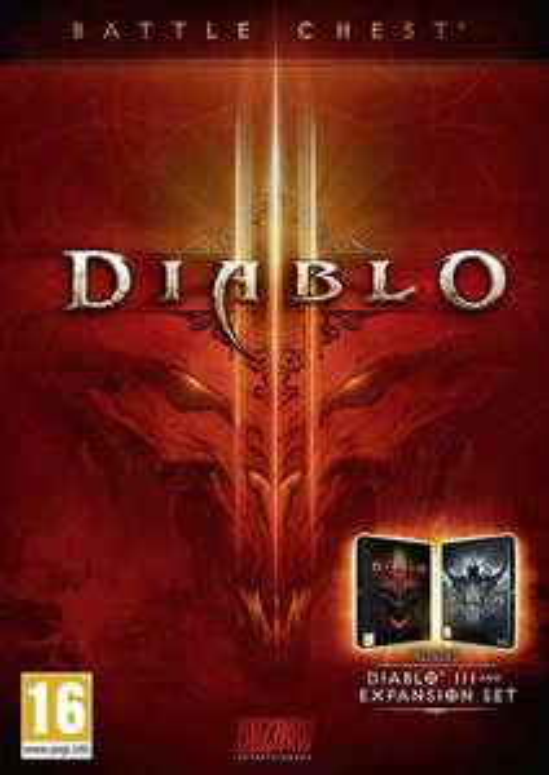 Diablo III Battlechest za 51zł na PC