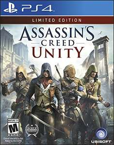 Assassin's Creed Unity - Limited Edition [Playstation 4] za 85zł @ Amazon.com