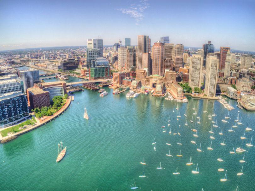 Tanie loty z Hiszpani do Bostonu