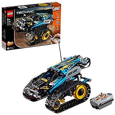 Lego Technic 42095 Sterowana wyścigówka kaskaderska