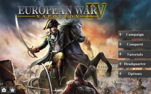 European War 4: Napoleon za darmo w Google Play