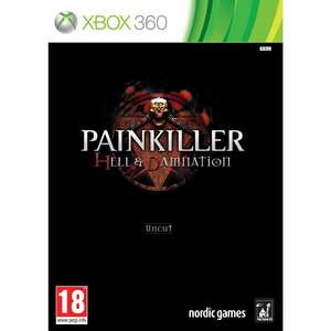 Gra Painkiller Hell & Damnation (X360) @ Agito