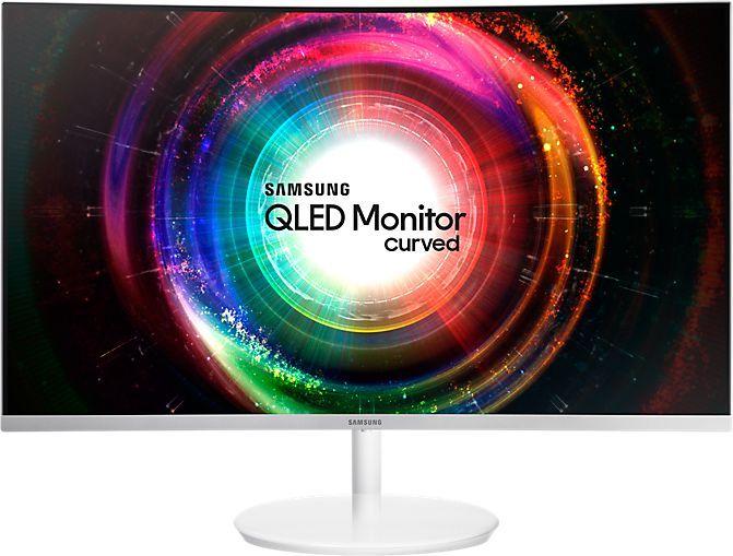 "Monitor LED 27"" Samsung LC27H711QEUXEN, 60Hz, VA, 4ms, WQHD, zakrzywiony"