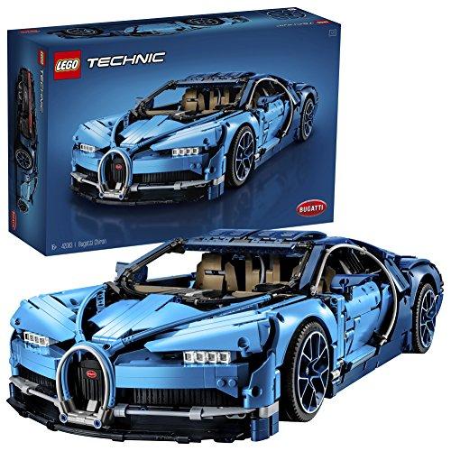 LEGO Technic - Bugatti Chiron 42083 - Amazon.de