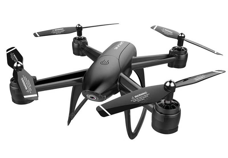 Dron SG106 z kamerą 4K dobry na start