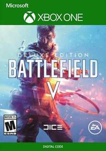 Battlefield V 5 Deluxe Edition Xbox One - digital edition