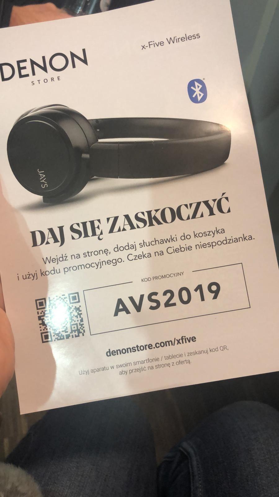 Słuchawki bluetooth Jays za 199 pln
