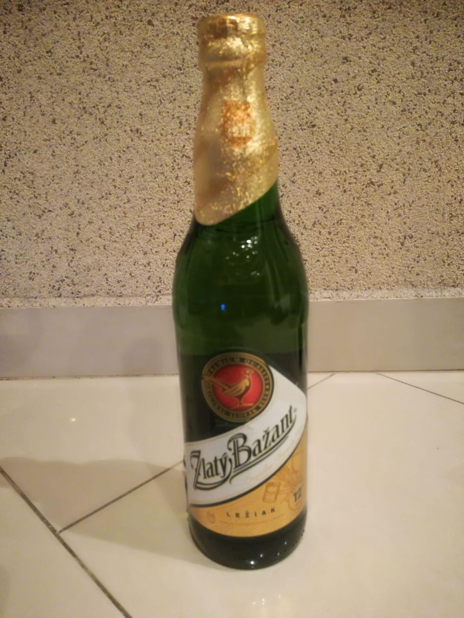 Piwo Złoty Bażant za 1.99 - lewiatan