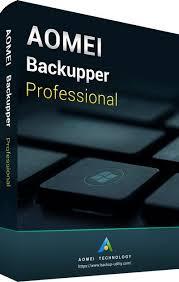 AOMEI Backupper Professional 5.3 - Darmowa licencja na 1 rok.