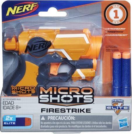 Nerf Microshots Firestrike w cenie piwa