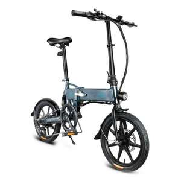 Składany rower elektryczny Fiido D2S z gwarancją i dostawą z PL na GeekBuying.pl