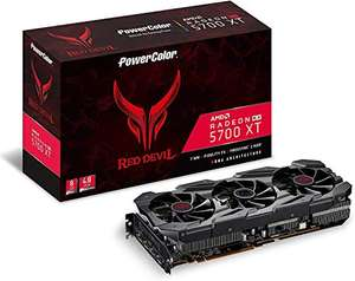 PowerColor AMD Radeon RX 5700 XT Red Devil karta graficzna amazon.es