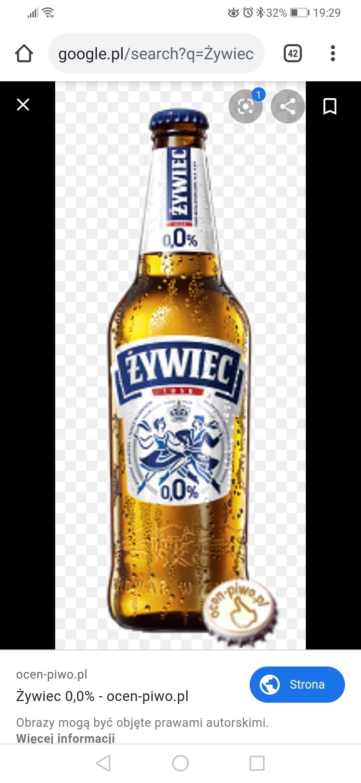 Piwo Żywiec 0 % 0.5l  _Carrefour