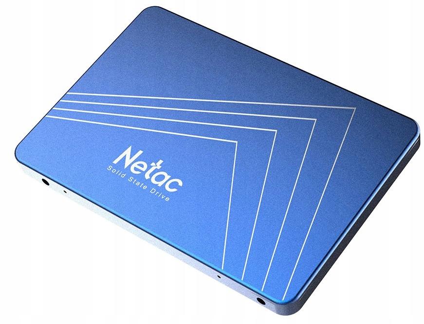 Dysk NETAC N600S 720GB SSD 2.5 SATA3 6Gb/s