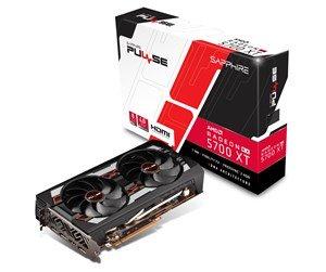 AMD Sapphire Radeon RX 5700 XT Pulse OC - 8GB GDDR6 RAM - Karta graficzna