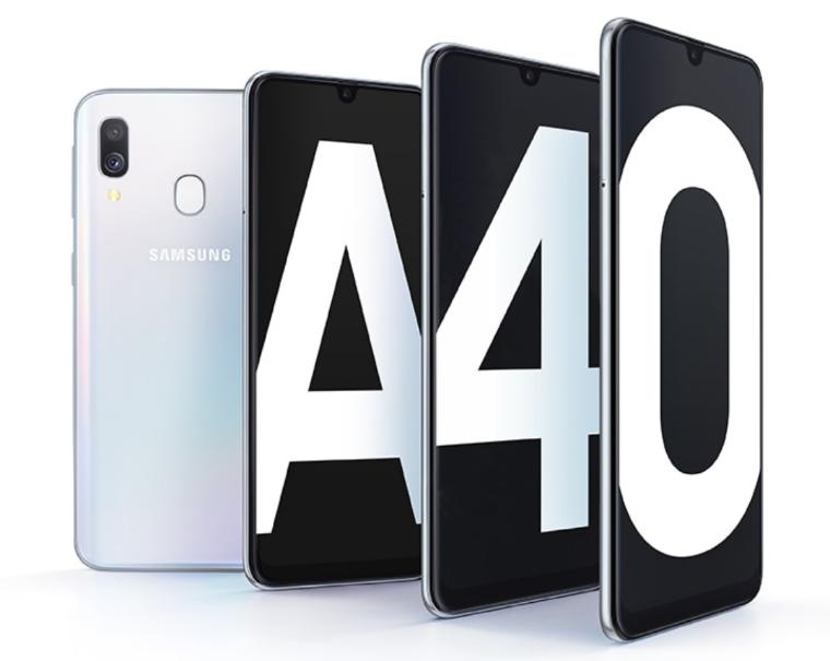 Samsung Galaxy A40 za 999 zł