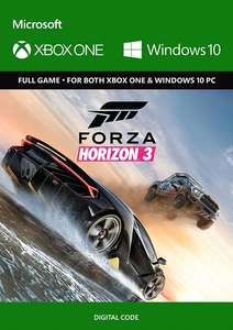 Forza Horizon 3 PC/Xbox One (cdkeys.com)