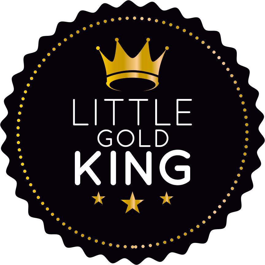 LITTLE GOLD KING - UBRANIA DLA DZIECI, POLSKA MARKA