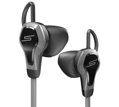 Słuchawki SMS AUDIO BioSport Szaro-czarne (przecena z 299zł) @ saturn