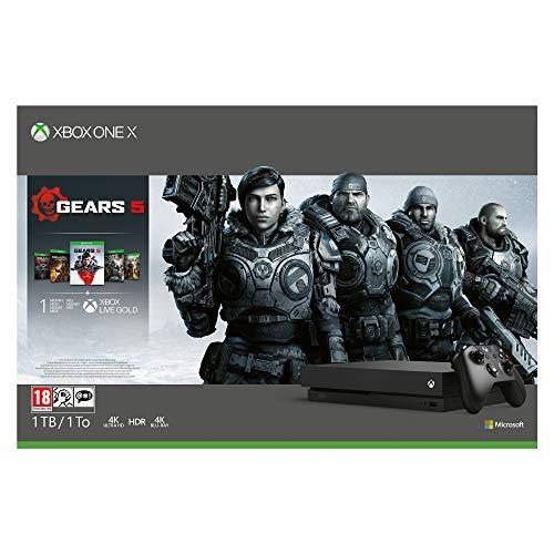 Konsola Xbox One X 1TB + Gears 5 Bundle amazon.de