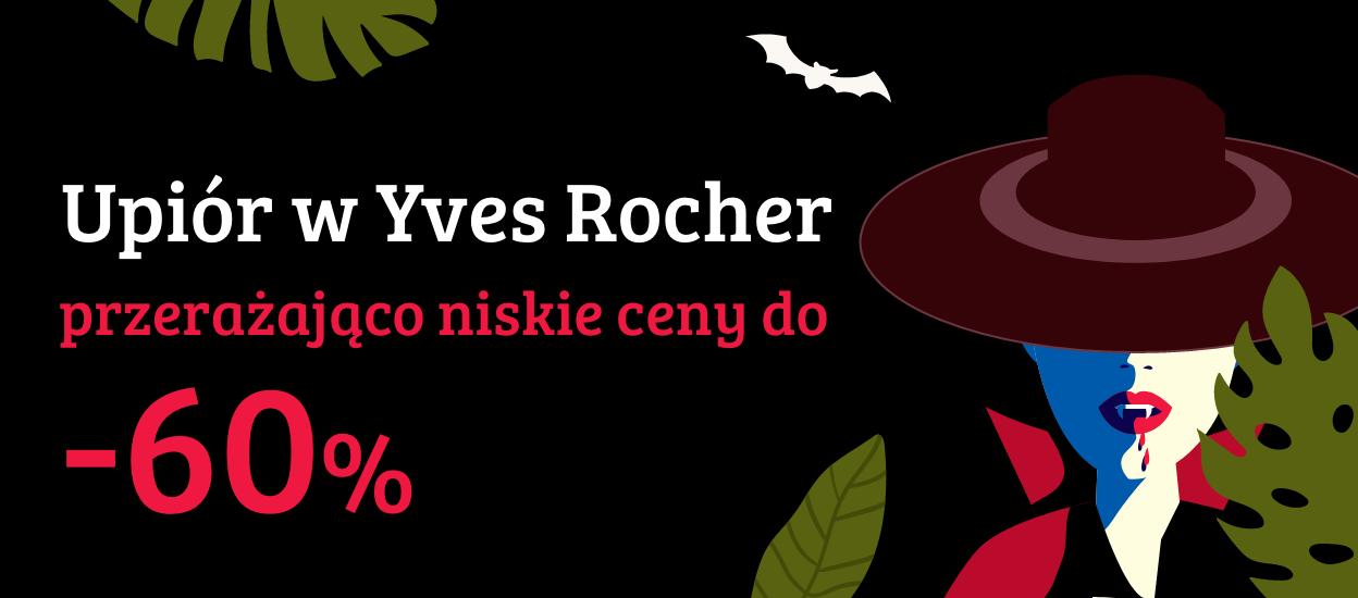 Kosmetyki Yves Rocher do -60%