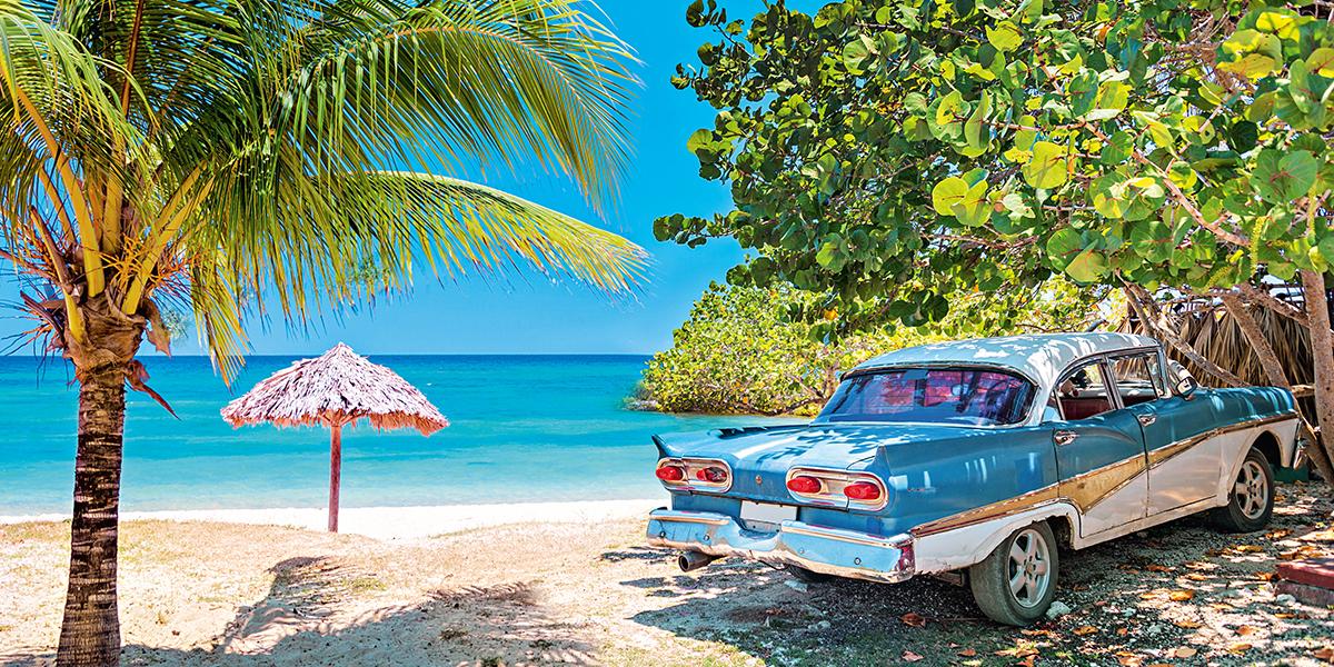 Loty na Kubę z Pragi od 400€